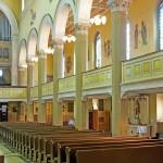 kościół św. Barbary w Gliwicach